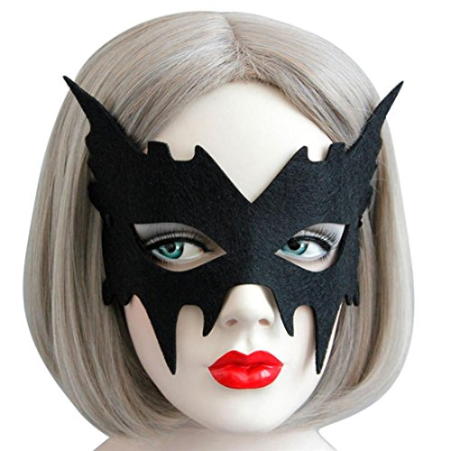 Room Ball Mask (Hot Sale ! Boddenly Halloween Party Mask, Sexy Eye Face Mask For Masquerade Ball Carnival Fancy Party (B))
