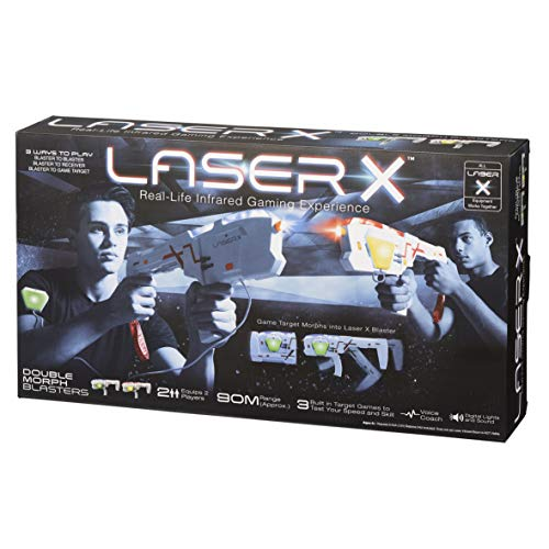 NSI Laser X Morph Blasters | Single Unit (Laser Target Set)