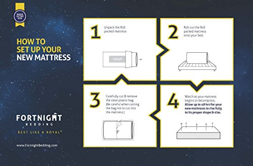 Best 2 Rest Memory Foam Mattress Cool Gel-Infused Soft- Made in USA (30 x 74, 10 Inch)