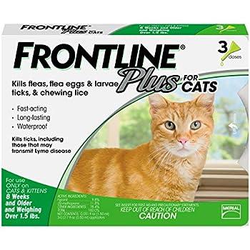 Flea & Tick Drops For Cats