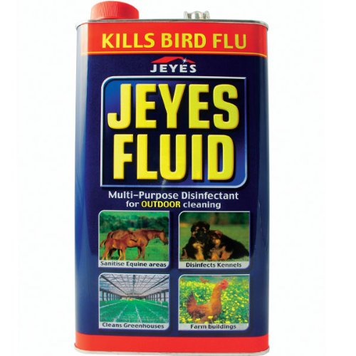 Jeyes Fluid – 1 litre by William Hunter Equestrian