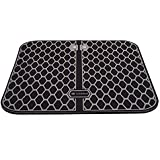 NueMedics Foot Massager Mat Pad for Tens EMS Units Muscle Stimulator Machines (3.5 mm Snap On Style Connection)