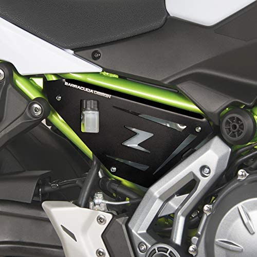 Barracuda Seitenabdeckung Kawasaki Z650 Ninja 650 Auto