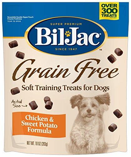 Bil-Jac 319010 Grain Free Soft Chicken Training Treat