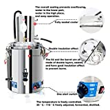 23L Automatic Alcohol Distiller Moonshine Still