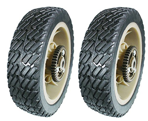 (Set of 2 Replacement drive wheels for 92-1042 Self-Propelled 205-670 OEM)