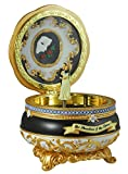 THE SAN FRANCISCO MUSIC BOX COMPANY Phantom and Christine Hinged Trinket Box Reviews