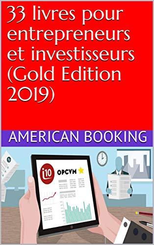 Amazon Com 33 Livres Pour Entrepreneurs Et Investisseurs
