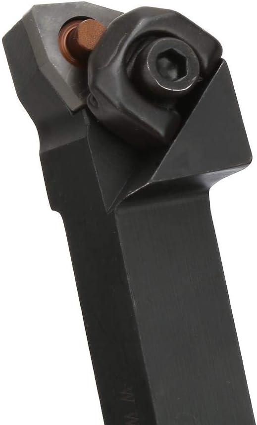 Lathe Turning Tool 13PCS Stainless Steel Lathe Turning Tool Holder WWLNR1616H08//WWLNR1616K08 16100mm Holder with 10pcs Inserts