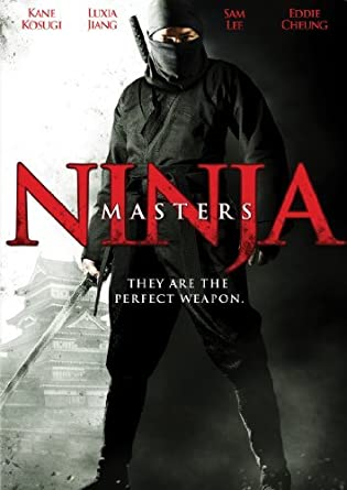 Amazon.com: Ninja Masters [DVD]: Movies & TV