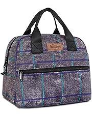 HOMESPON Lunch Bag Isolierte Kühltasche mit großer Kapazität und wasserdichtes Material. Tragbar für Frauen und Männer Schüler Büro Picknick