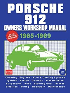 porsche 912, 1965-69 autobook: kenneth ball: 9780851471679: amazon on porsche  wiring diagram for early 912 on porsche
