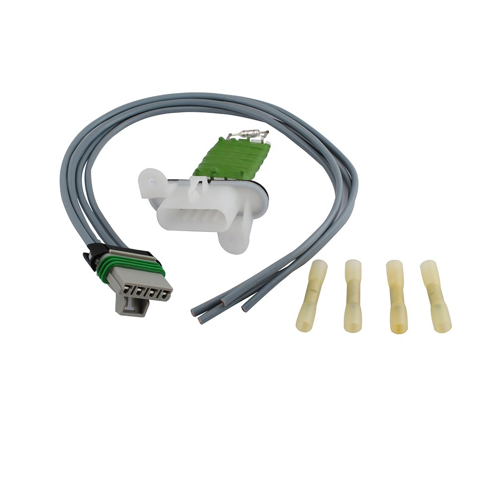 Podoy 973-434 HVAC Blower Motor Resistor Kit Replacement Parts
