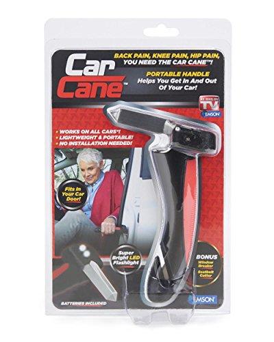 Emson 9663 Car Cane Portable Handle