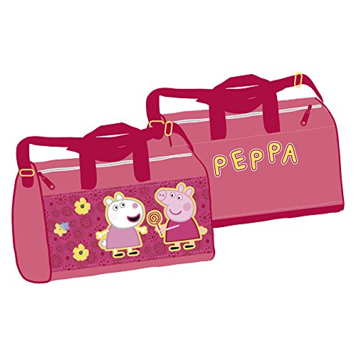 Peppa Big Sporttasche Tasche 38x22x20cm C4tP0
