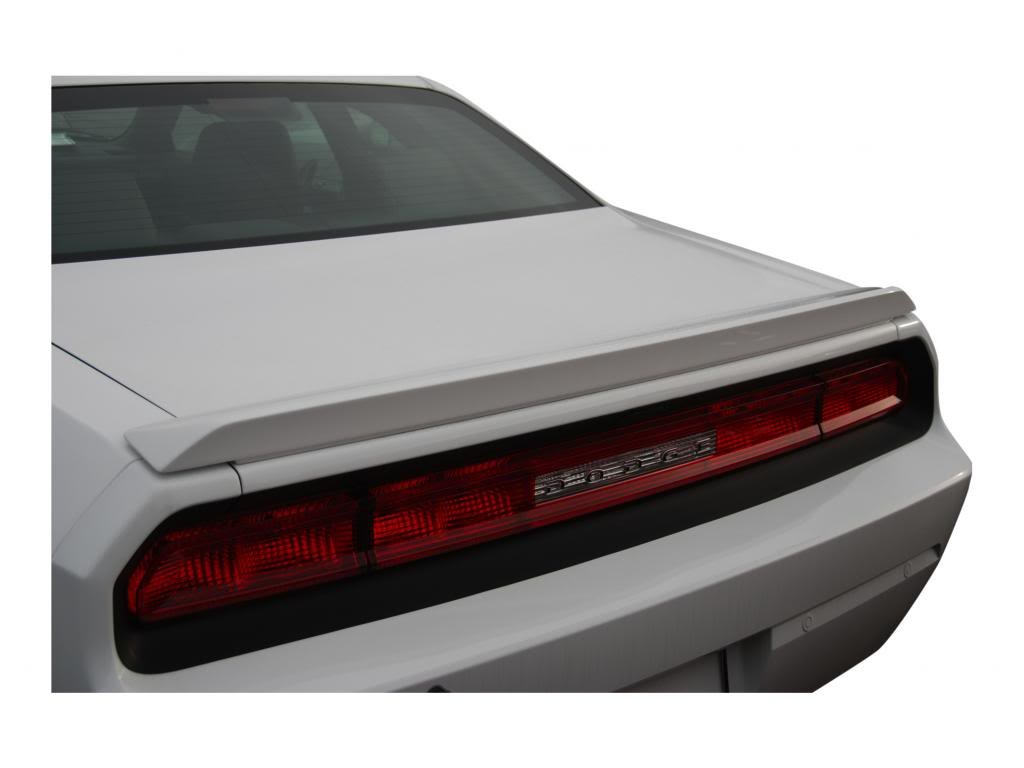 Amazon com dodge challenger spoiler painted in the factory paint code of your choice 502 mtb automotive