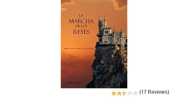 La Marcha De Los Reyes Libro 2 El Anillo Del Hechicero Ebook