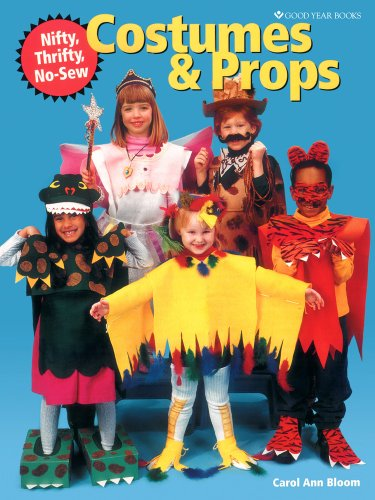 Costumes For Elementary School Teachers (Nifty, Thrifty, No-Sew Costumes and Props)