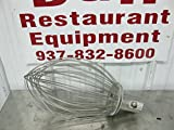 Hobart Legacy Food Mixer 60 40 Qt Stainless Bowl Wire Whip Whisk...