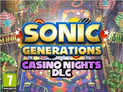 Sonic generations casino night dlc code xbox марафон казино зеркало