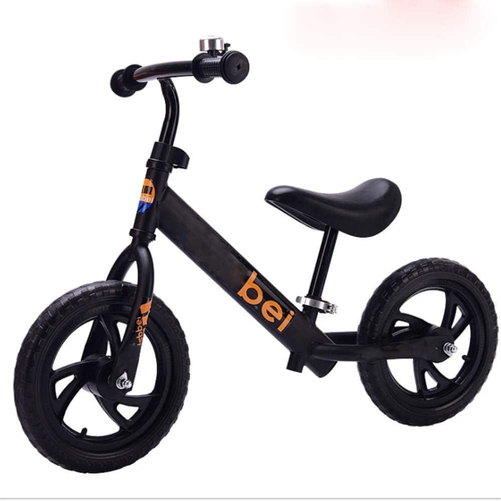 12 « Mousse de pneus enfants Draisienne 2-6 ans garçons et filles scooter jouets mobilité Voyage extérieure outil,rouge noir