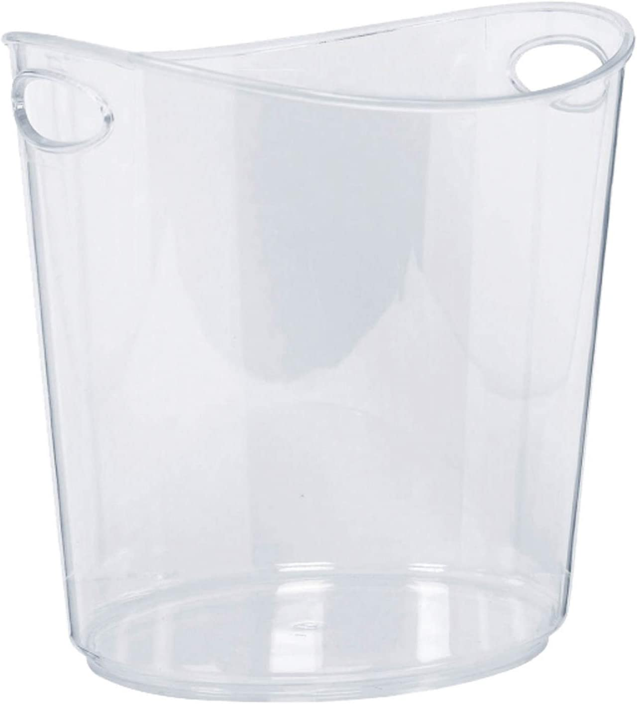 Clear Ice Bucket