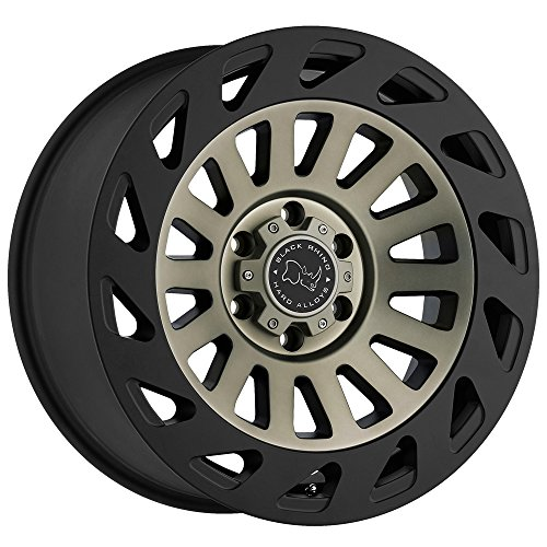 madness 17x9 8x165 1 12mm black machined