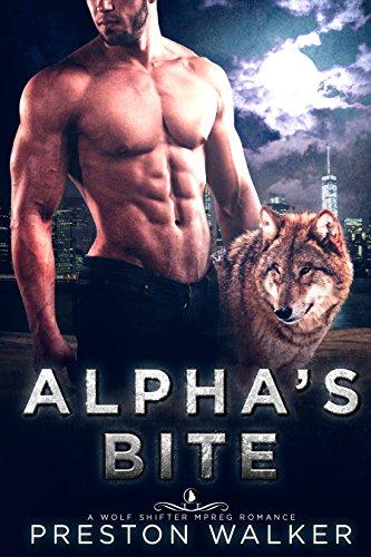 Alpha's Bite: A Wolf Shifter Mpreg Romance
