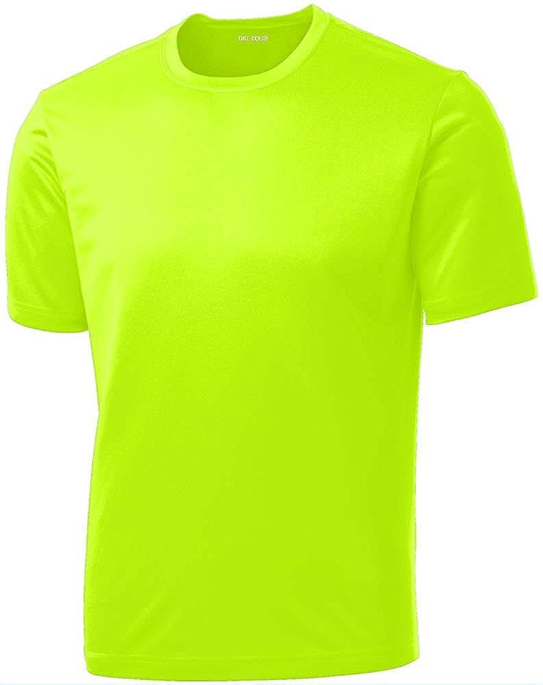 Joe's USA (54-57)|Neon SHIRT メンズ B01HS8IN1O Neon 4X-Large Yellow Regular メンズ 4X-Large (54-57) Regular 4X-Large (54-57)|Neon Yellow, プレジャー:3945de3a --- 2chmatome2.site