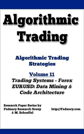 Forex trading data mining