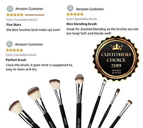 Bella Terra Cosmetics - Brush (Blush Brush)   Product US Amazon