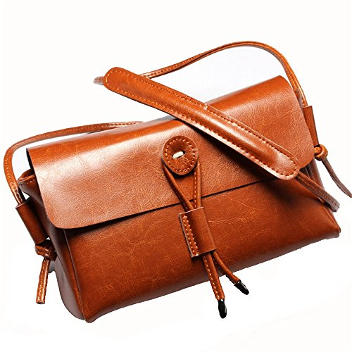 Tote Lady's Xuanbao Wild Fashion Leather Bag Handbag Party Simple 81nqp8Cx