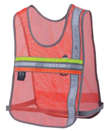 Tri Color Reflective Vest - 3