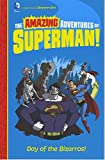 img - for Day of the Bizarros! (The Amazing Adventures of Superman!) book / textbook / text book