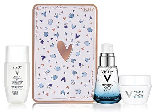 明星产品!Vichy薇姿 Minéral 89 日常保湿套装