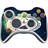 Star Command Xbox 360 Wireless Controller Vinyl Decal Sticker Skin by Demon Decal