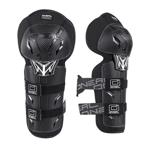 O'NEAL   Knieprotektor   Kinder   Motocross Enduro   Verstellbare & elastische Klettbänder, nach (EU) 2016/425, Robuste…