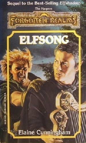 book cover of Elfsong