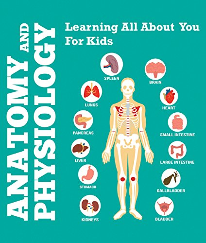 free and cheap anatomy and physiology books for kids