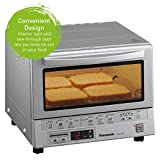 Panasonic FlashXpress Compact Toaster Oven with
