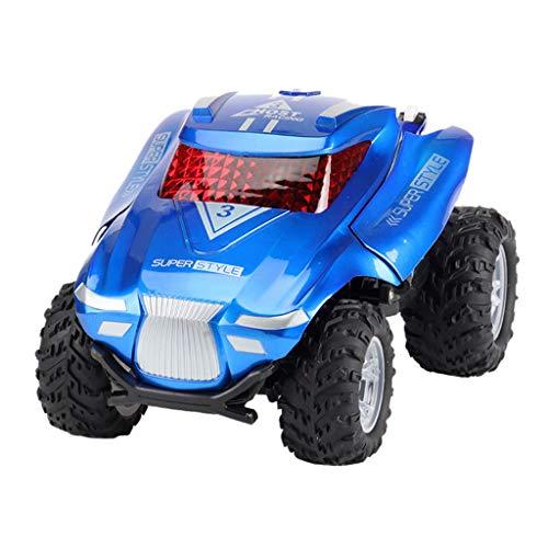 (Super Style 4WD Stunt Car High Speed Off Road 2.4G Remote Control Car)