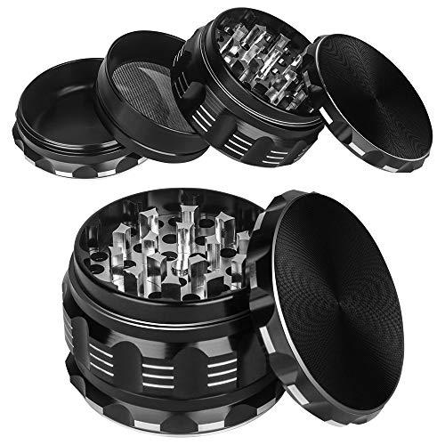4 piece magnetic grinder - 9