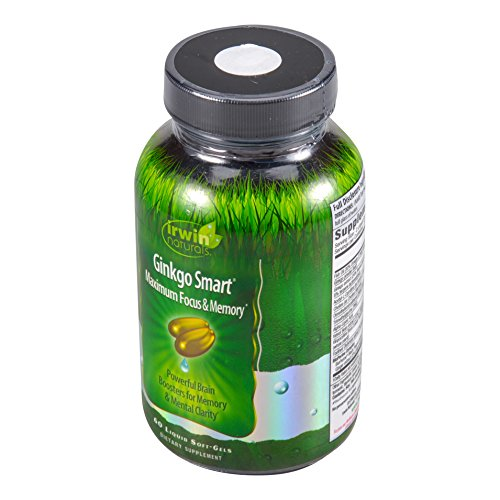 Irwin Naturals Ginkgo Powerful Boosters