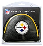NFL Pittsburgh Steelers Mallet Putter Cover, Outdoor Stuffs