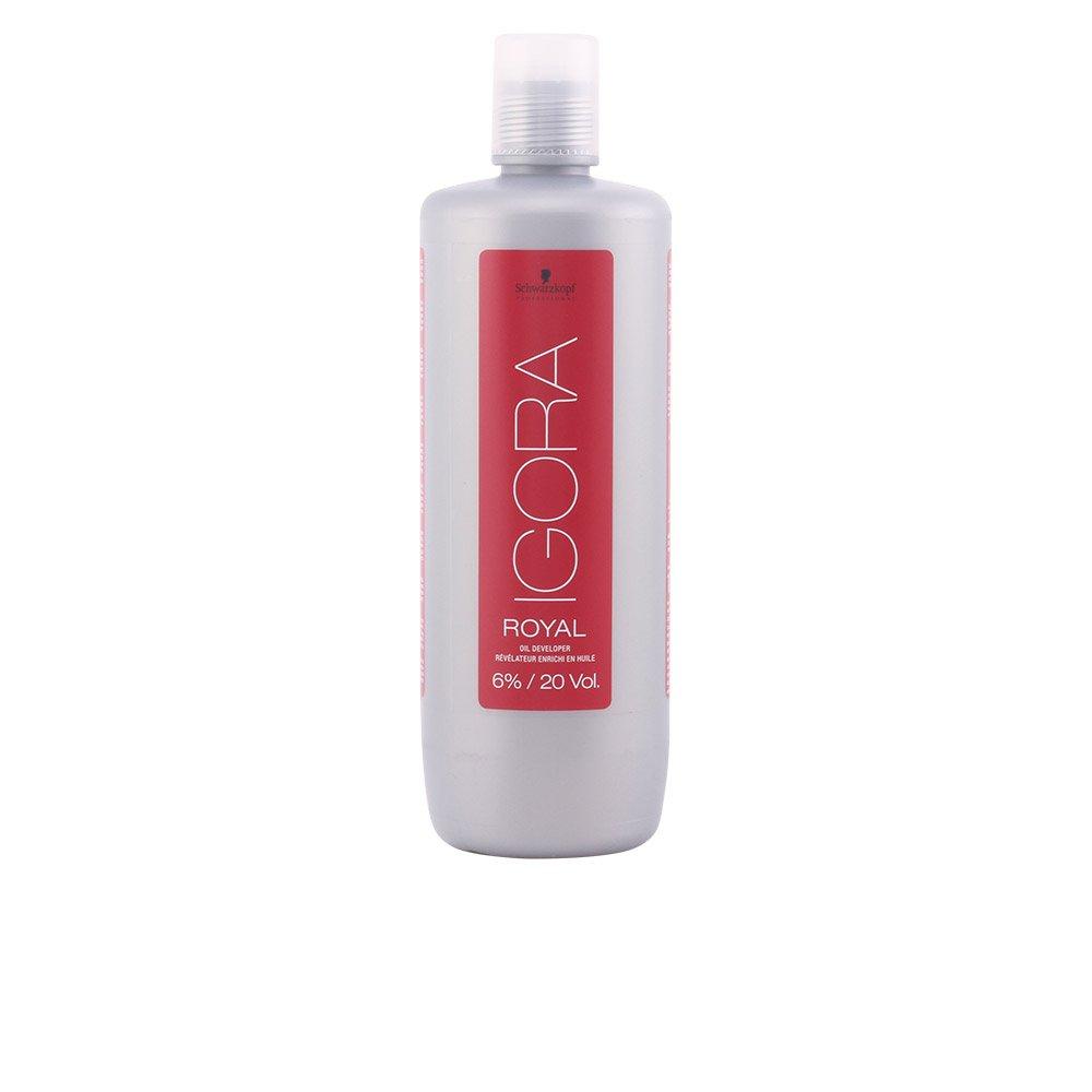 Schwarzkopf - ROYAL IGORA ACTIV 6% 20 LOC VOL 1000 ml BeautyLand 4045787183085 91483085_
