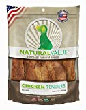 Loving Pets Natural Value All Natural Soft Chew Chicken Tenders Dog Treat, 16-Ounce