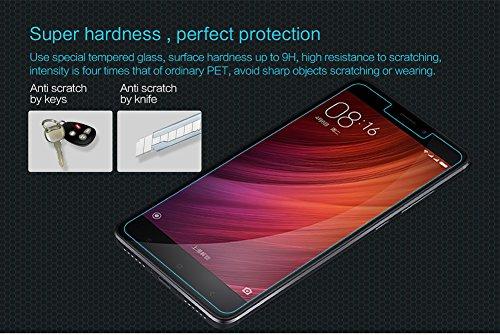 Nillkin Amazing H - Protector de pantalla 9H cristal templado frontal de 0,3mm para Xiaomi Redmi Note 4 / Note 4X