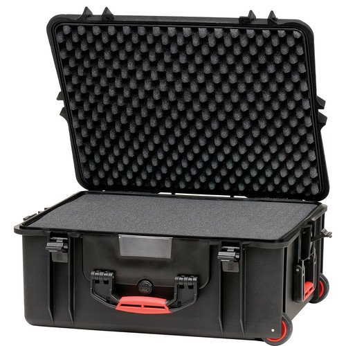 2700WF Wheeled Hard Case with Cubed Foam Interior (Black) [並行輸入品] B07M81YVQH