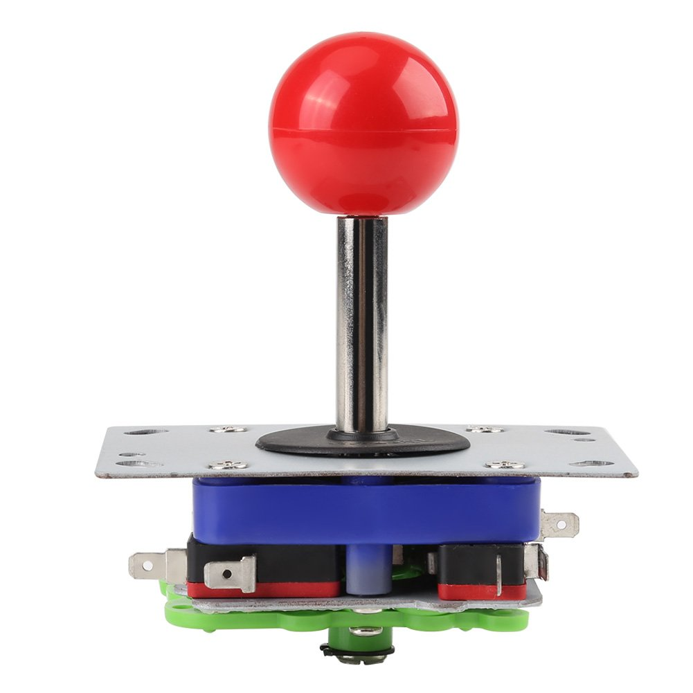 1 pcs Classic Competition Style 2/4/8 Way Game Joystick Ball for Arcade Gaming Hilitand