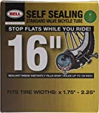 bell sports inc 1002627 16 -Inch, Self Sealing Bike Inner Tube